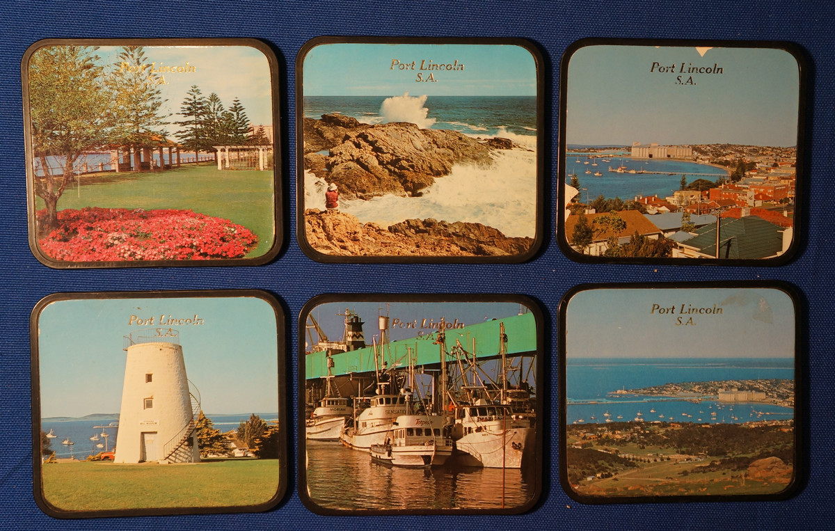 Port Lincoln - SA - Australia - Coasters (1)