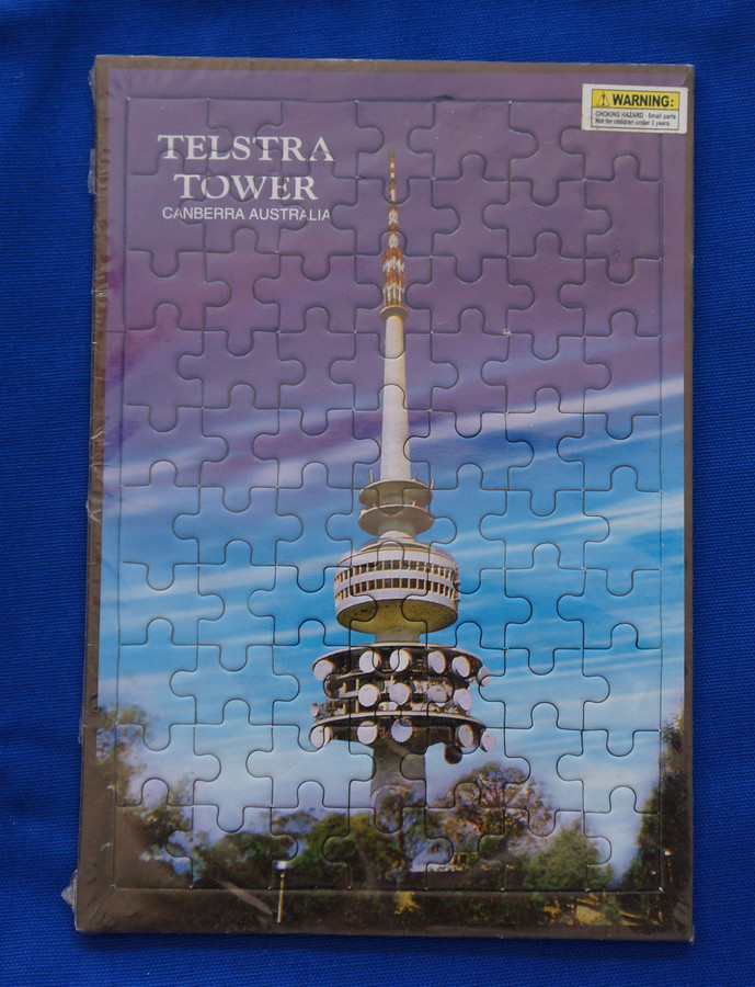 Canberra - Telstra Tower - Jigsaw (1)
