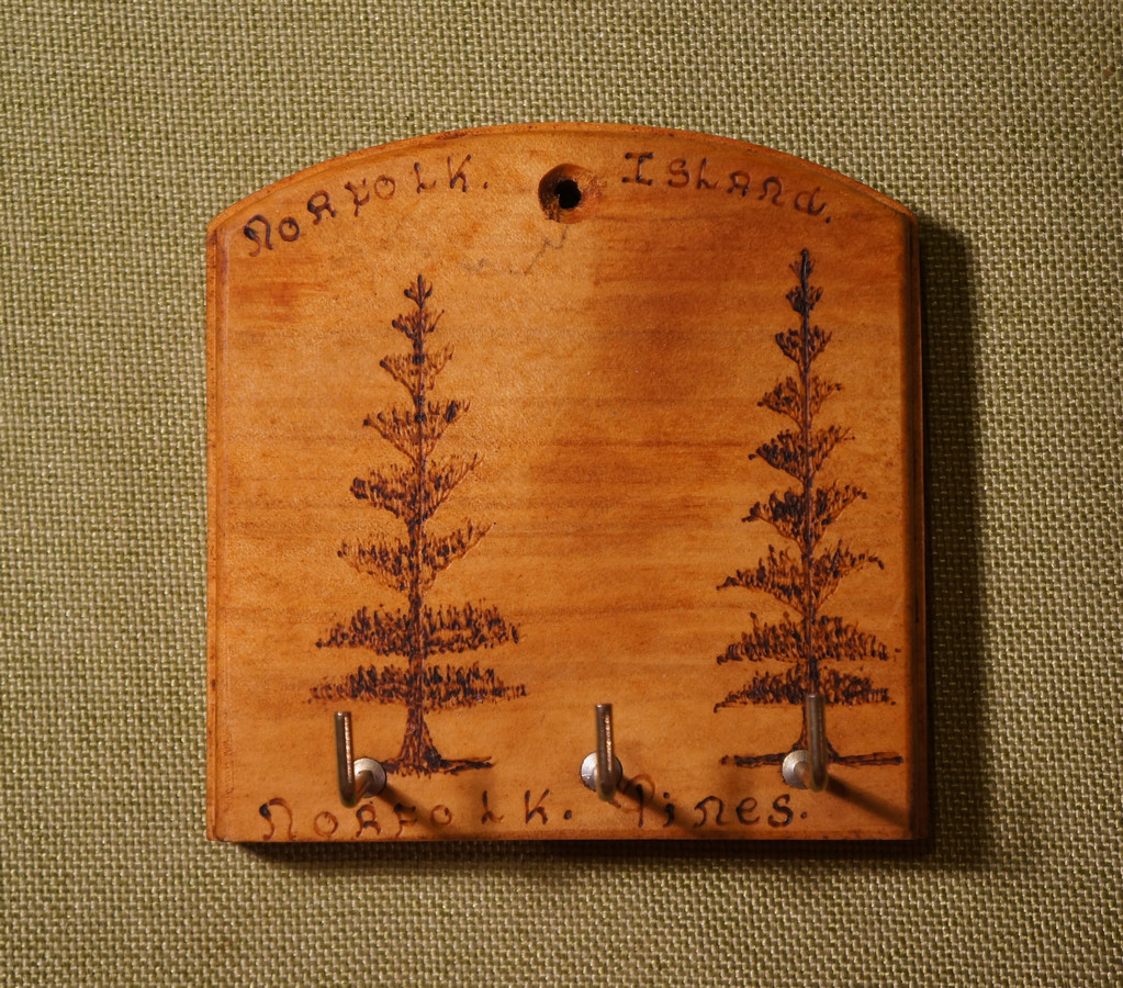 Norfolk Island - key holder (1)