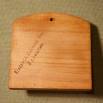 Norfolk Island - key holder (2)