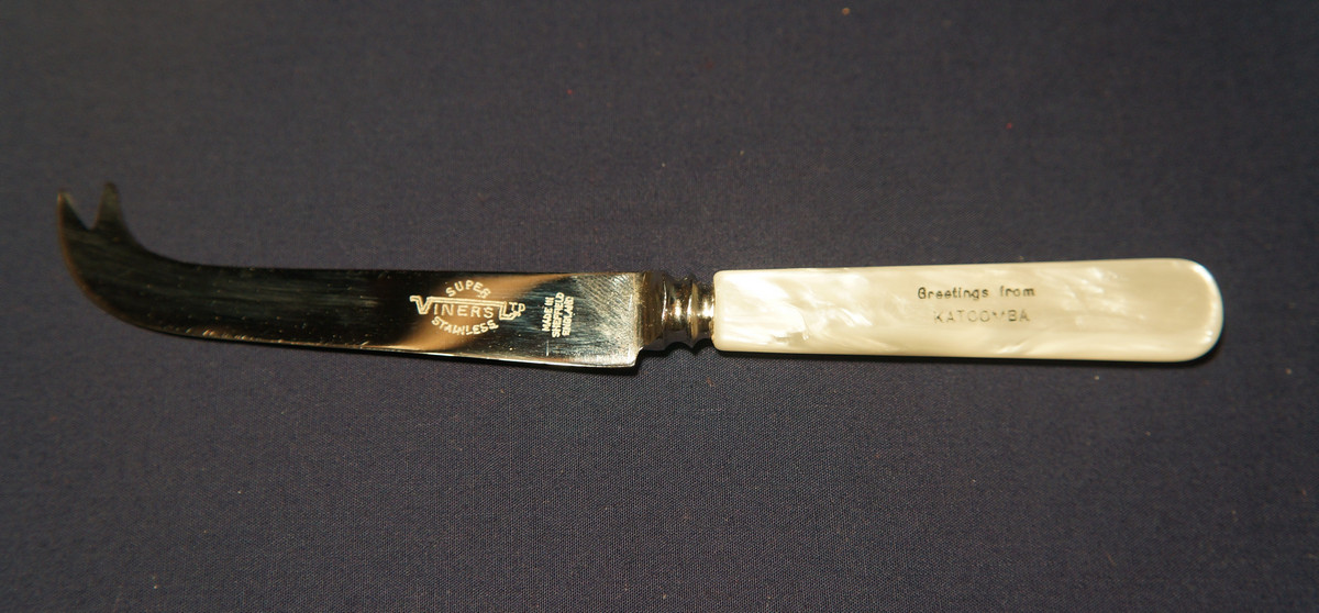 Katoomba - Cheese Knife (1)